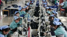 China's March PMI Rises To 50.9 Percent