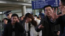 Chinese passengers have been hounded by issues of being impolite.