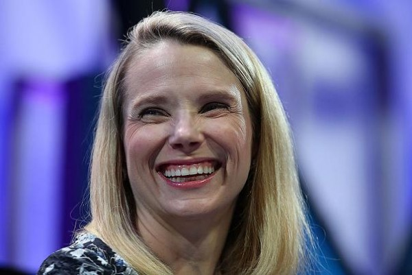 Marissa Mayer Received $36 Million in Compensation for 2015