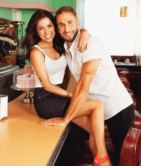 "Kaitlyn Bristowe and Shawn Booth from ""The Bachelorette"""