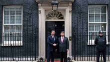 China utters Sino-British relation will boosts partnership with Western countries