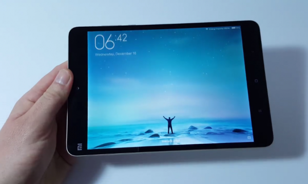 Xiaomi Mi Pad 2 64GB Tablet Sold Out in Just a Minute