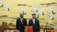 China begins to plan food security assistance to Africa