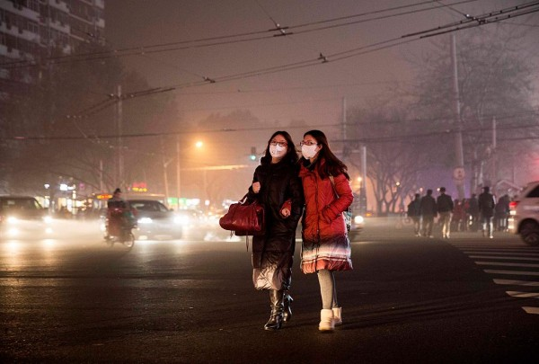 A new study suggests that increase exposure to air pollution can cause weight gain