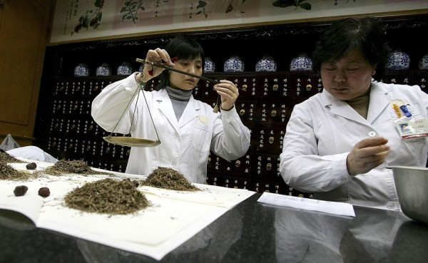 China's government is planning to boost traditional Chinese medicine.