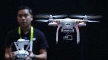 DJI is eyeing for Japan's drone market