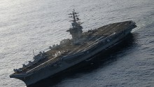 US Navy Dispatches Carrier Strike Group in the Disputed South China Sea