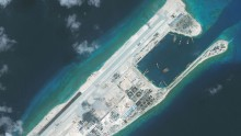 US Slams China for Landing Military Aircraft on Disputed Island