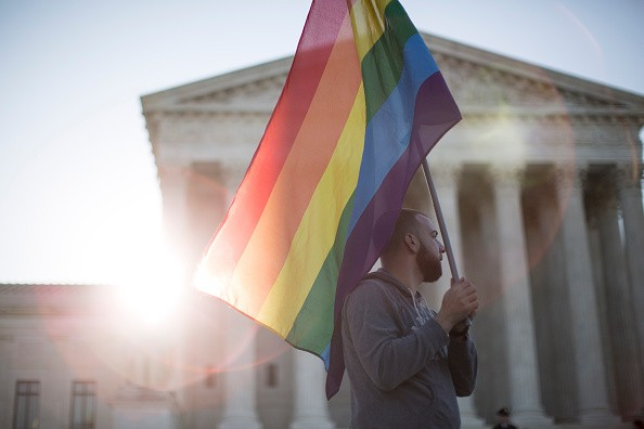 Gay Couple Sues Registry for Marriage Inequality