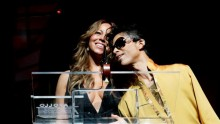 Mariah Carey and Prince