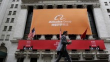 Alibaba's Reported Higher Net Income and Revenue for the Quarter