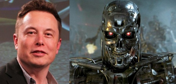 Musk: Terminator Destroyer