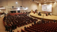 Iraqi Parliament was invaded by Protestors