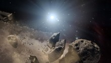 The U.S. Congress just approved a space mining bill that will allow asteroid mining.