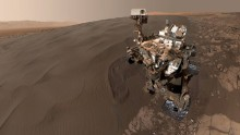 NASA's Curiosity Mars rover has made measurements of Martian weather for two Mars years, since arriving there in 2012.