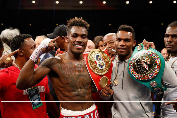 Twins Jermall and Jermell Charlo