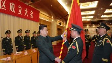 China's Military Commander-in-Chief Xi Jinping Orders Army to Step Up its War Capabilities