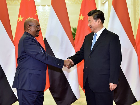 China and Sudan.