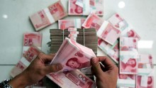 China Devalued its currency by 0.3 percent