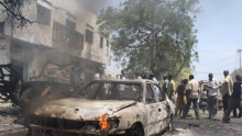 Car Bomb Targets Somali Government Minister In Mogadishu