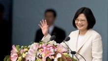 China Rebukes Taiwan's Democratic Offer.