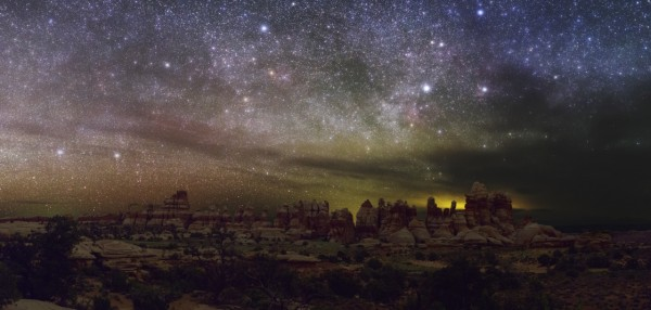 More than 80 percent of Americans and one third of humanity can no longer see the Milky Way from the skies.
