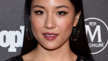 Actress Constance Wu attends the Entertainment Weekly & People Upfronts party 2016 at Cedar Lake on May 16, 2016 in New York City.