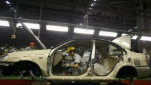 China's Manufacturing Sector Reports Slowdown