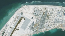 China Builds Reinforced Hangars to House Fighter Jets on Spratlys-- Research Agency