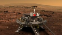 China's Mars exploration by 2020 is an act of catching up with India, US, Russia and EU to reach the red planet.