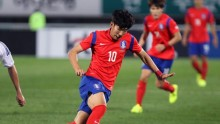 South Korean winger Son Heung-min