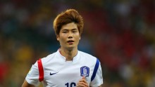South Korea team captain Ki Sung-yueng