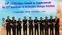 ASEAN, China Agree to Set Up Telephone Hotline to Avoid Military Clashes in South China Sea