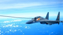 China Flies More Than 40 Bombers and Fighter Jets Near Japan's Islands