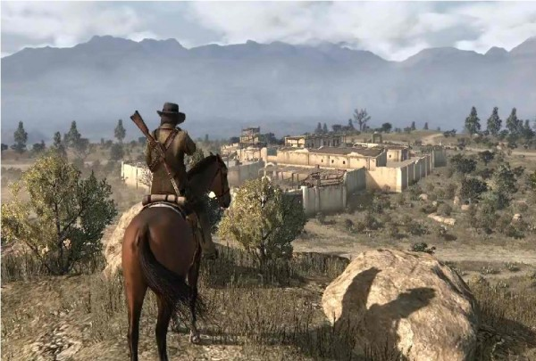 Rockstar could release a new 'Red Dead Redemption' game before the end of the year.