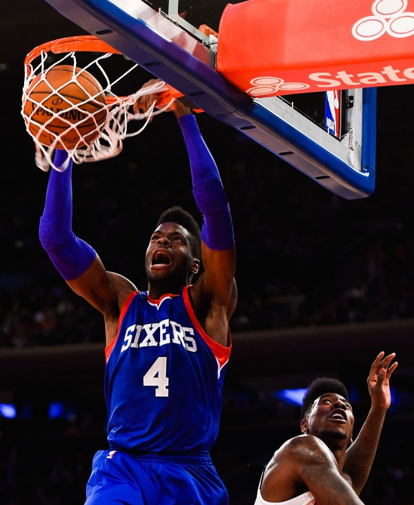 Warriors Into The Wild Setting: NBA Trade Rumors: Sixers' Nerlens Noel Set To Join