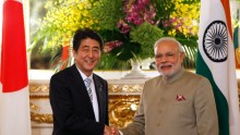 Japan Urges India to Make a Stand on the South China Sea Dispute