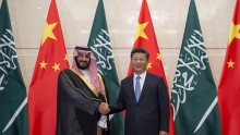 China and Saudi Arabia.